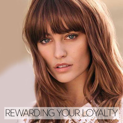 REWARDING YOUIR LOYALTY 2