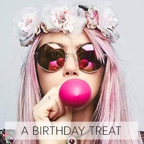 A Birthday Treat!