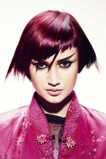 Beautiful Hair Colours for Summer
