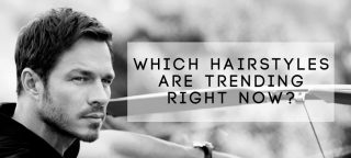 Trending Men's Hairstyles and Cuts for 2017