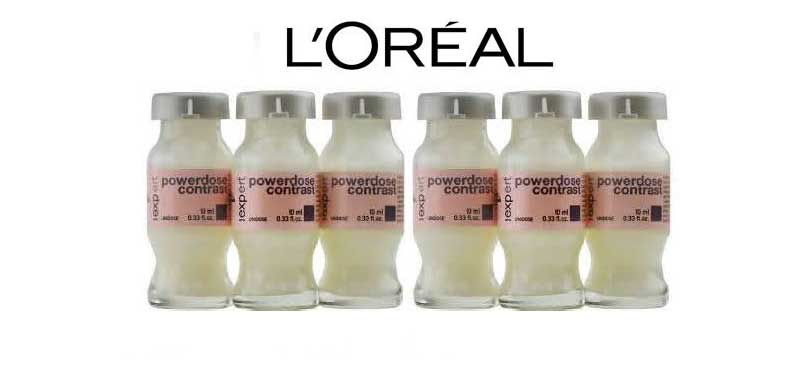L'Oréal's Powerdose treatments