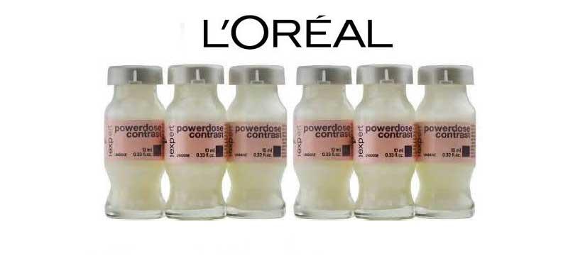 L'Oréal's Powerdose treatments