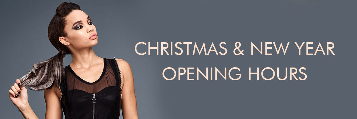 2017 Christmas Opening Hours