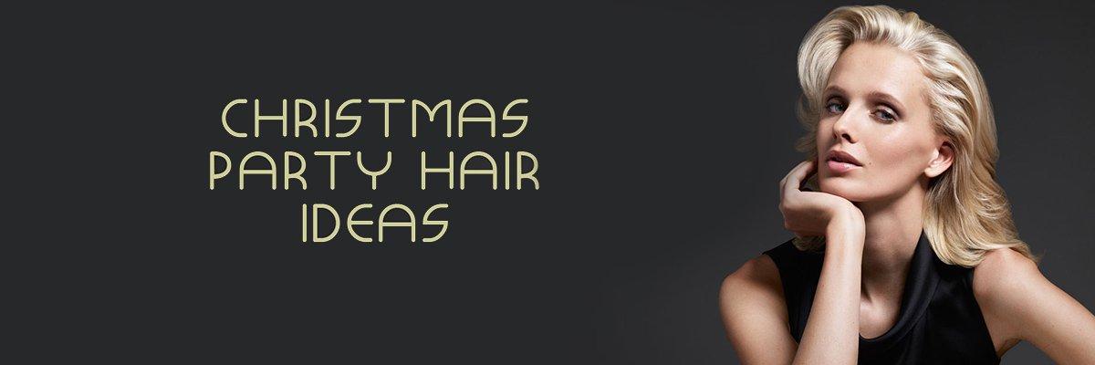 Glamorous Christmas Hairstyles