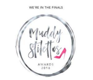 Muddy Stilettos Awards 2018 Finalists