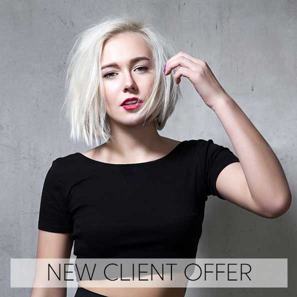 New to Johnson Blythe Hairdressing Hertford?