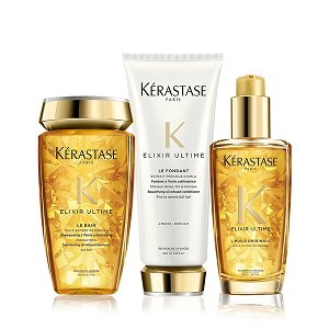 kerastase-elixir-ultime-3-step-hair-oil-set Johnson Blythe top Hair Salon Hertford