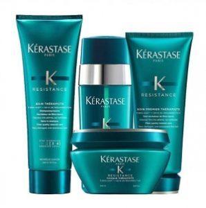 kerastase-resistance-hair care products Johnson Blythe Hairdressing Salon Hertford
