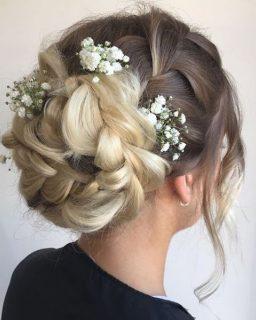 Bridal Hair Trends 2019
