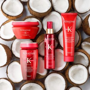 Kerastase soleil available at Johnson blythe hair salon Hertford Copy