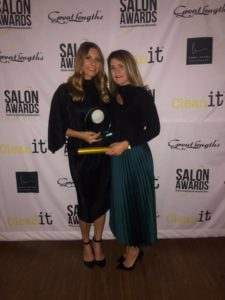 Hertfordshire Salon Award Winners Johnson Blythe Hairdressing