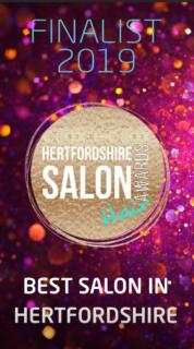 Hertforshire Salon Awards Finalists 2019
