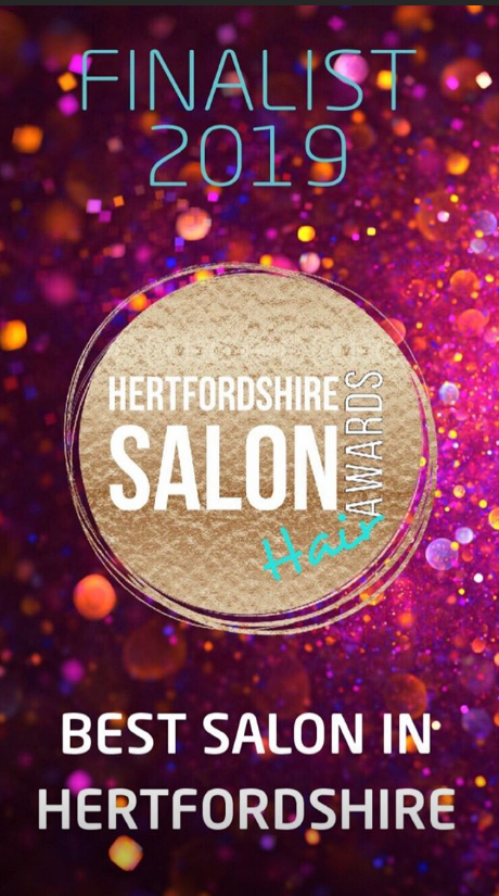 Hertforshire Salon Awards Finalists 2019