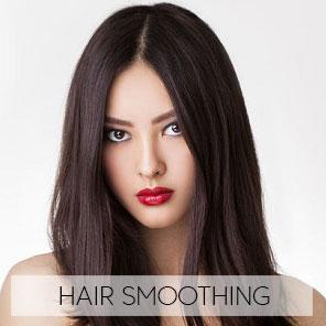 Hair Smoothing at Johnson Blythe Hairdressing Salon in Hertford