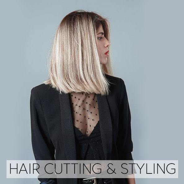 Hair Cuts & Styling at our Hertford Salon