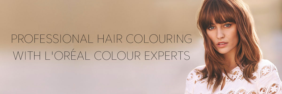 Looking for the Best Salon for Hair Colour in Hertford?
