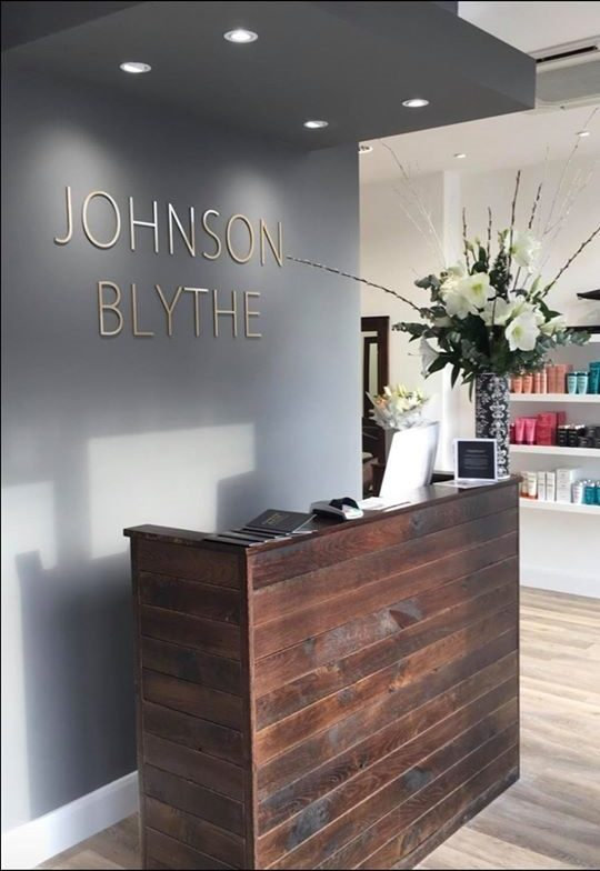 Johnson Blythe Hair Salon in Hertford