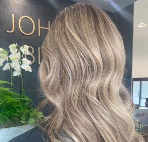 Balayage Baby Lights Root Smudge Hertford
