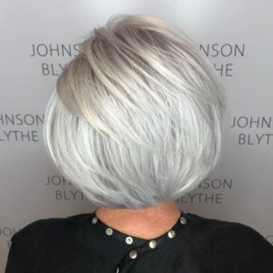 Embrace Grey Silver Hair Hertford