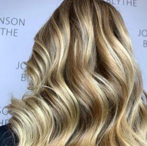 Post Lockdown Balayage Long Hair