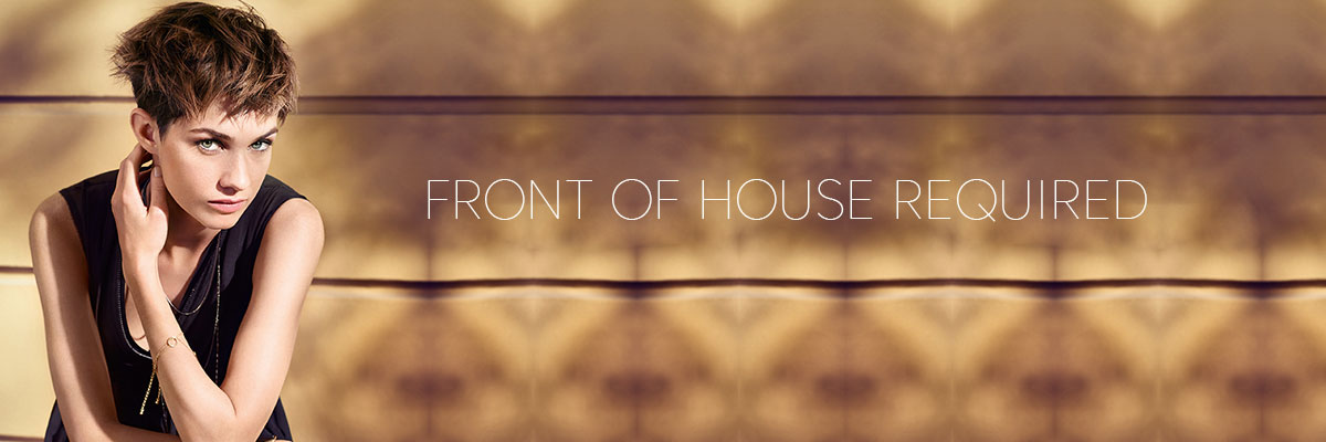 Front Of House Salon Receptionist Required Hertford Hair Salon