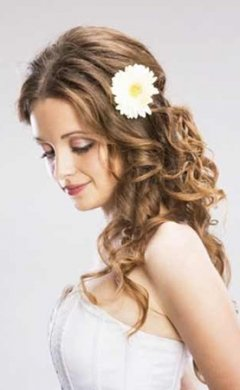 Bridal Hair at Johnson Blythe Hairdressing in Hertford