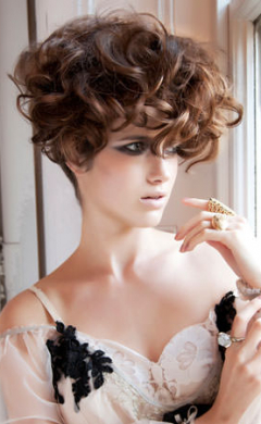 Glamorous Party Hairstyles at Johnson Blythe Hair Salon in Hertford
