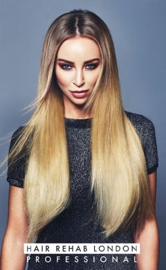 Hair extensions at Johnson Blythe Hair Salon in Hertford, Hertfordshire