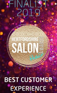 Johnson Blythe Hairdressing Salon in Hertford Are Finalists in the Hertfordshire Salon Awards!