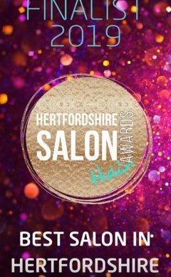 Johnson Blythe Hairdressing Salon in Hertford Are Finalists in the Hertfordshire Salon Awards!